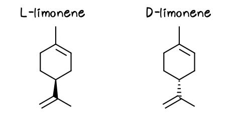 リモネン limonene