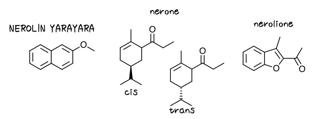 ネロリの合成香料